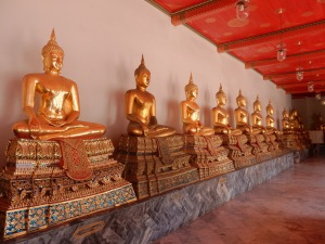 Temple of Reclining Buddah