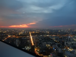View from Sky Bar